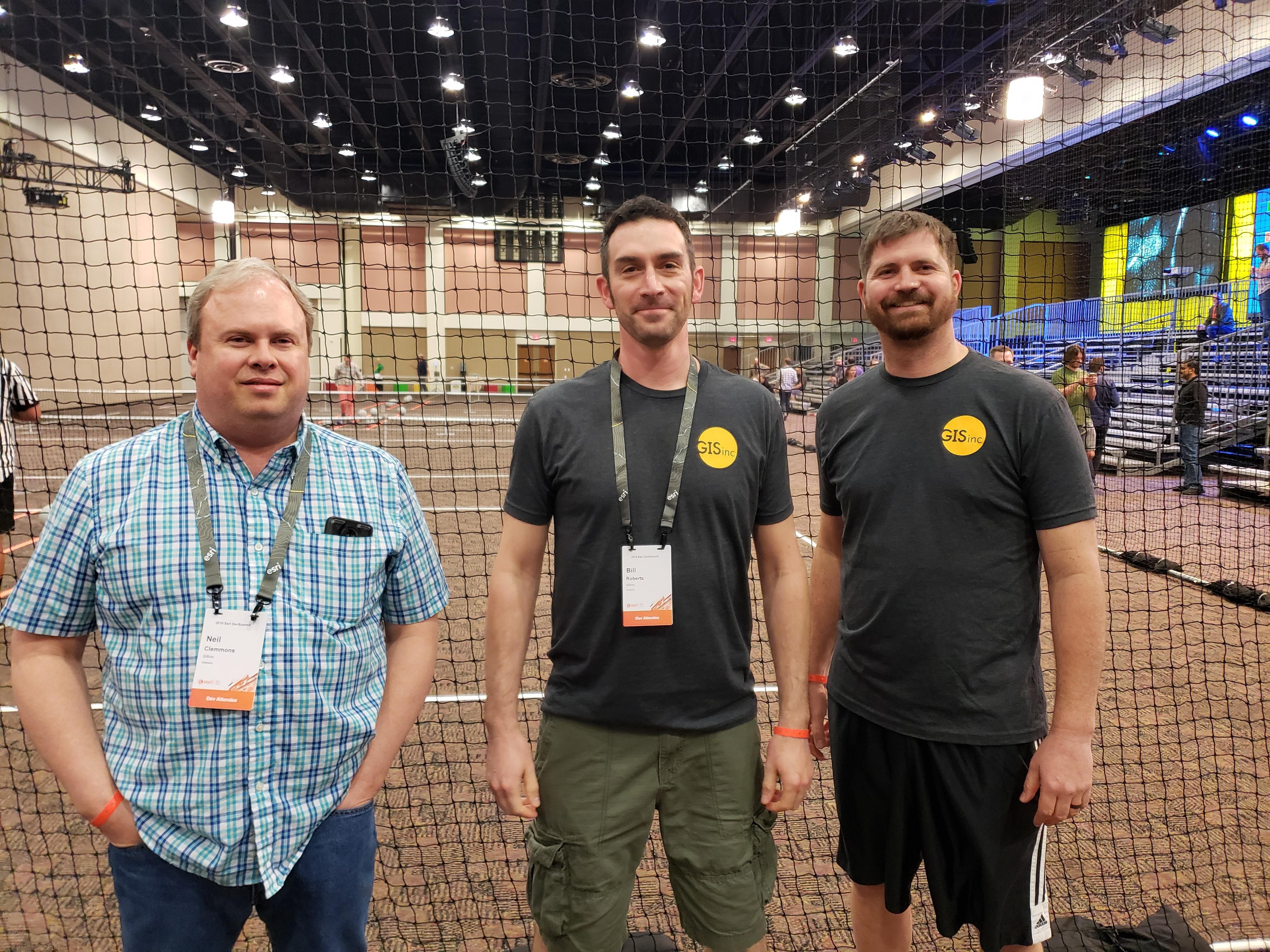 DevSummit GISinc Dodgeball 2019 - 2