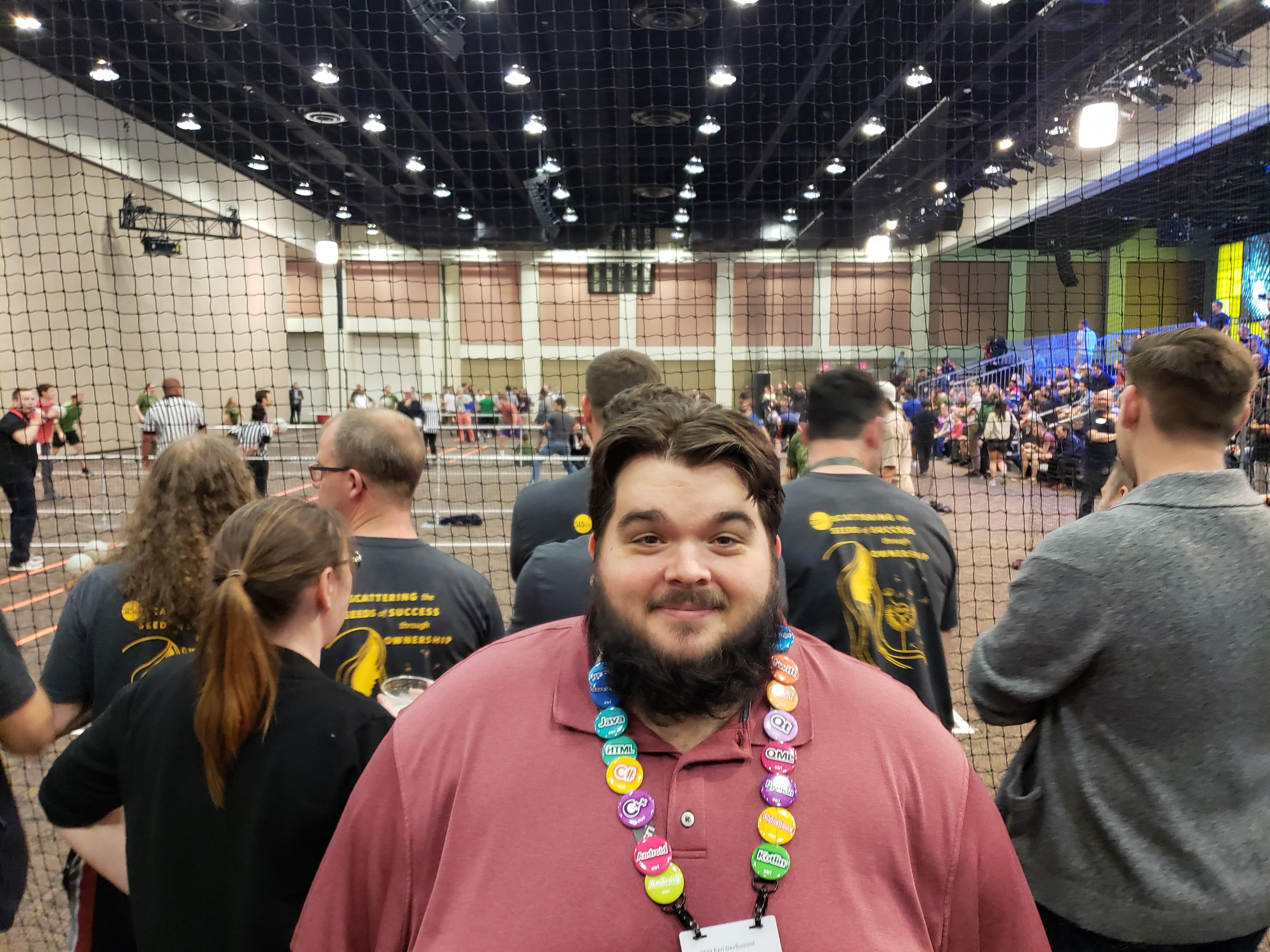 DevSummit GISinc Dodgeball 2019 - 3