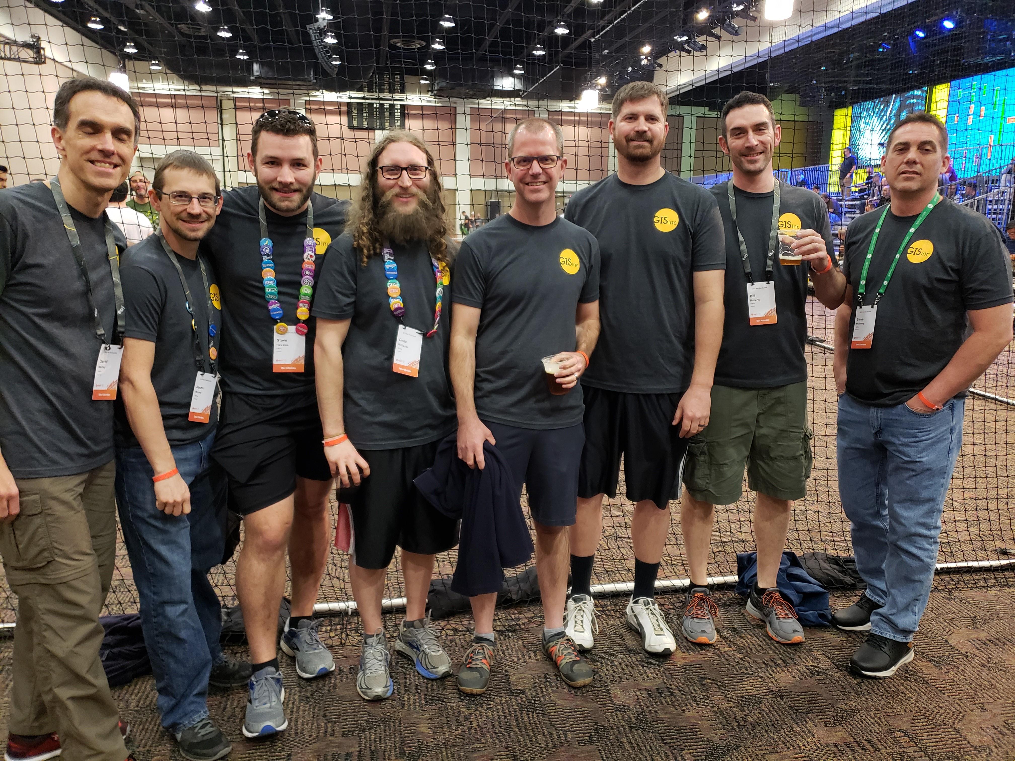 DevSummit GISinc Dodgeball 2019