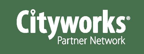CityworksLogoWhite-Partner