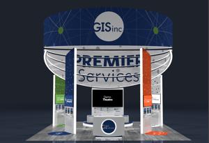GISinc 3D Booth