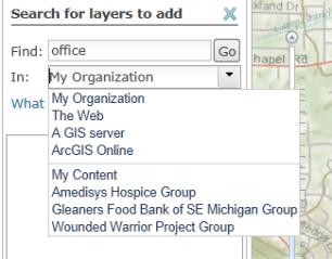 Esri Location Analytics Tools in an Organization: Using ArcGIS