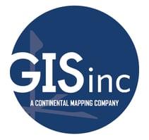 GISinc - A Continental Mapping Company Logo (PMS-654) no R-01