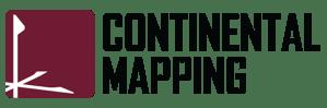 _Continental Mapping Logo 2 lines - trans bg - 600x200