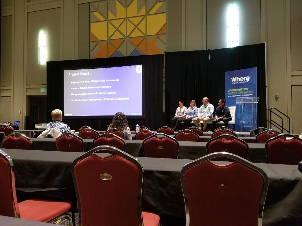 2019-12-06 Cityworks UC - Thomas Wilson Panel