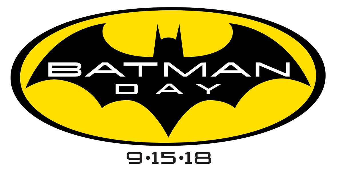 Mapping Batman Day