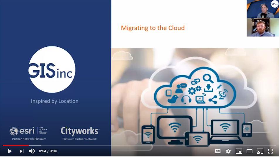 ArcGIS Enterprise - Cloud Migration Process