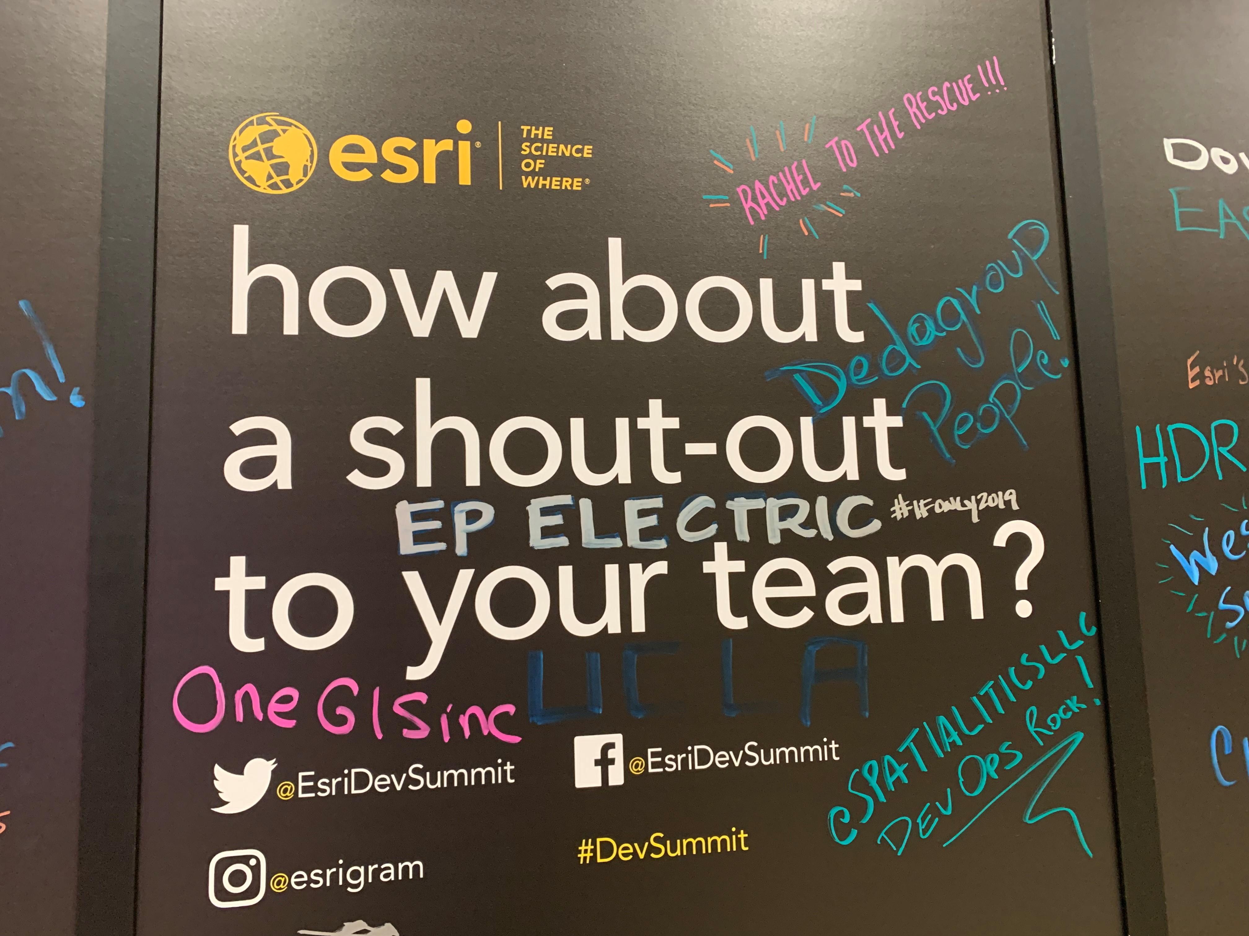 Esri DevSummit 2019 - GeoEvent and Spatiotemporal Big Data Store