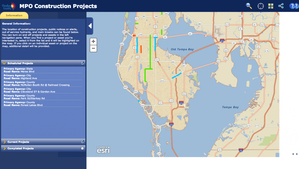 Pinellas County Florida GIS Migration