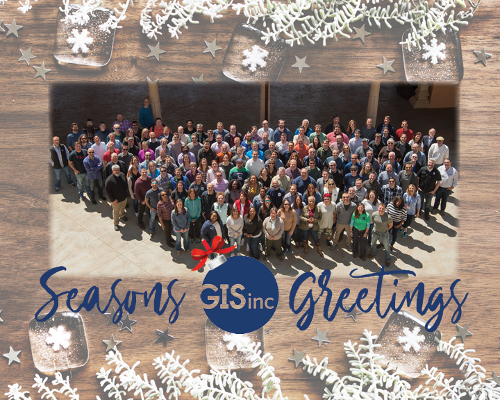 Happy Holidays from GISinc