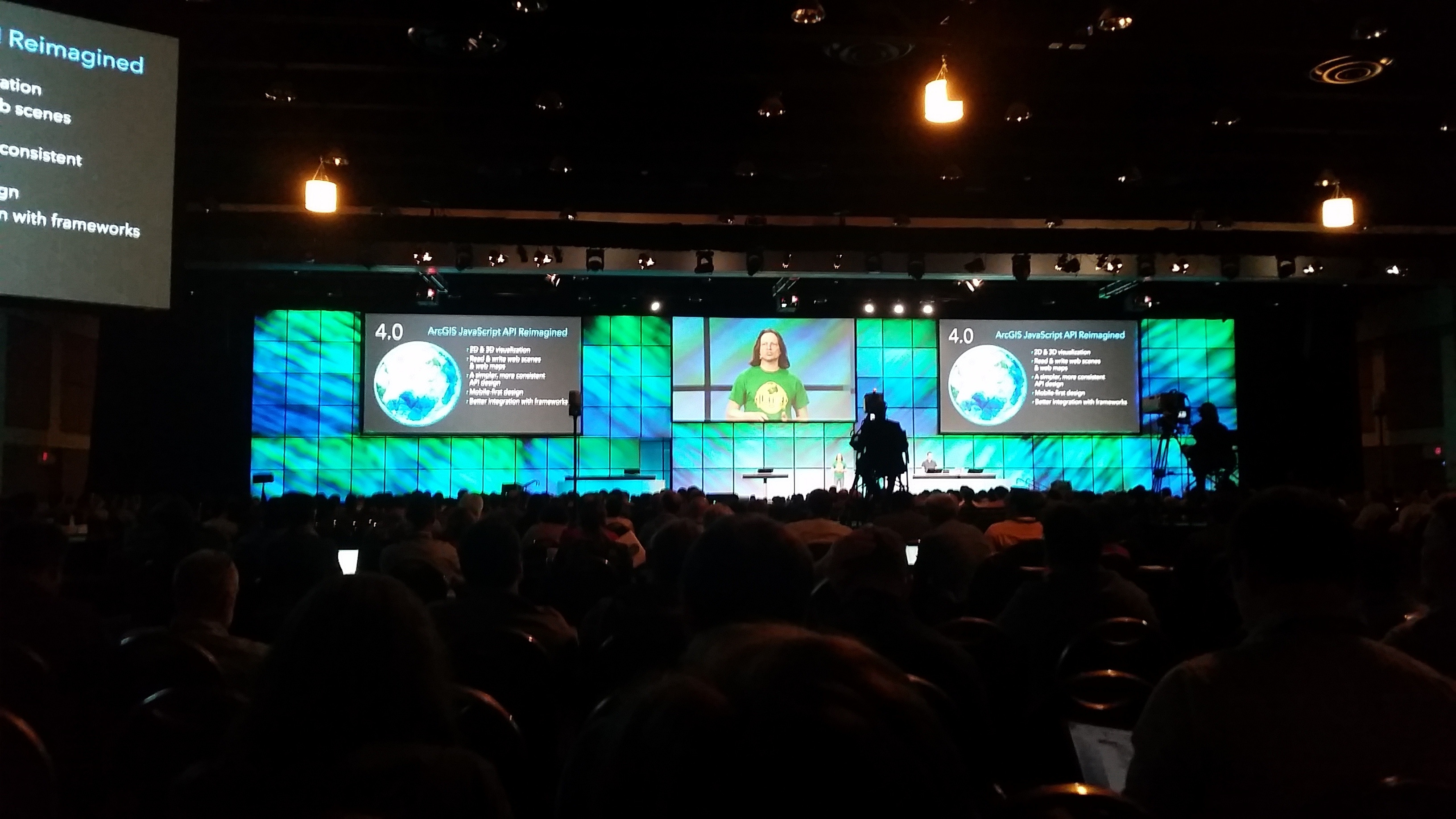 2016 Esri Developer Summit - Day One Recap
