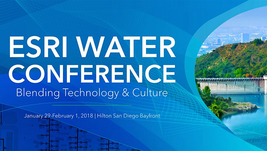 Top 3 Takeaways from Esri Water Conference 2018