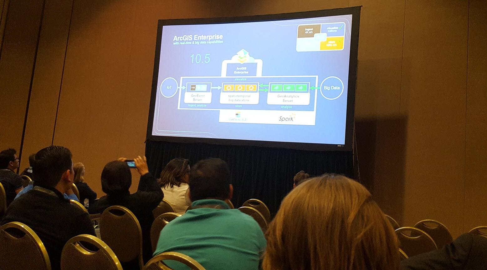 2017 Esri Developer Summit - Day One Recap