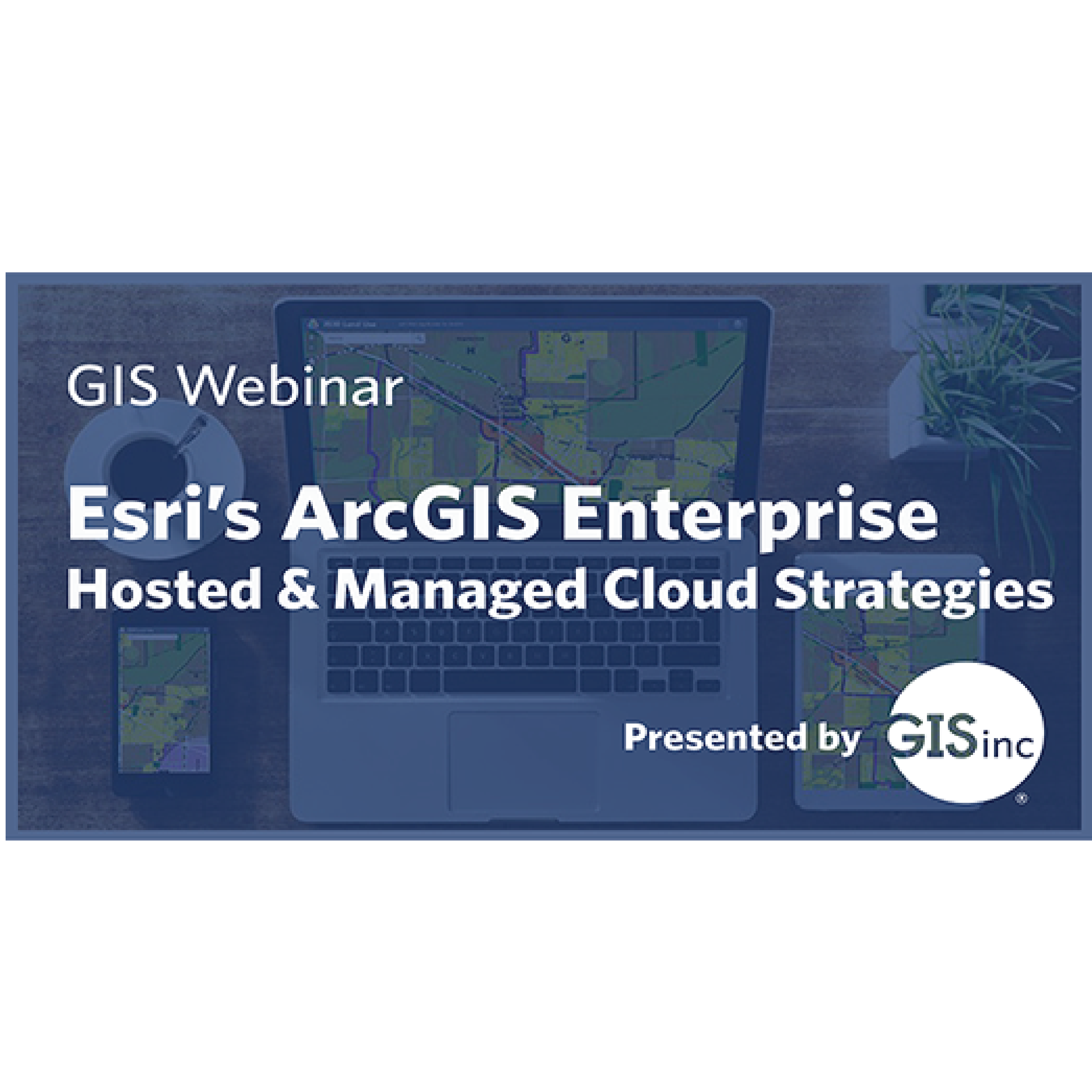 ArcGIS Enterprise - Hosted and Managed Cloud Services image
