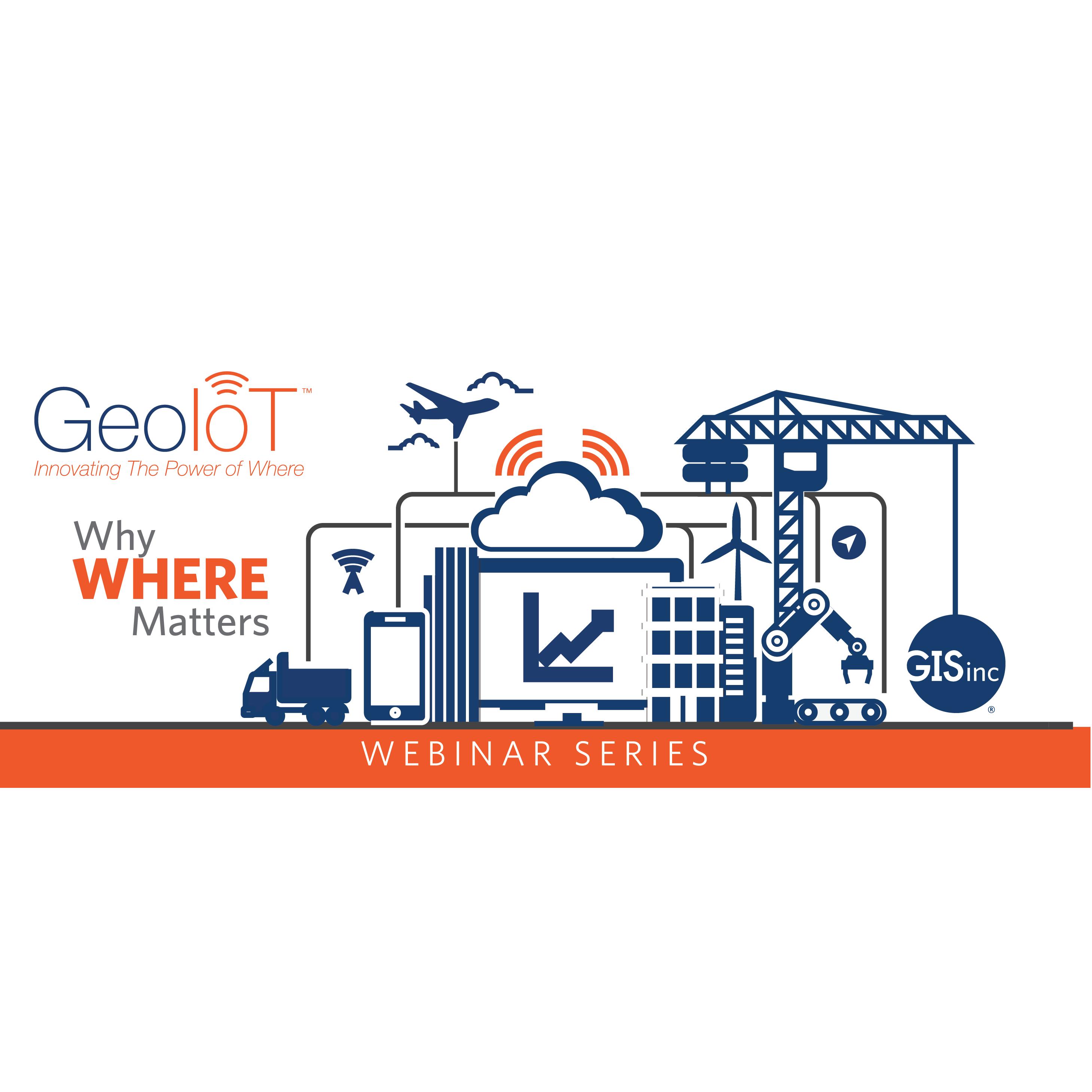 GeoIoT Webinar Series image