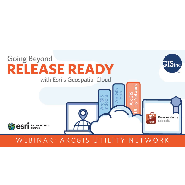 Going Beyond Release Ready Episode 3 - ArcGIS Utility Network image