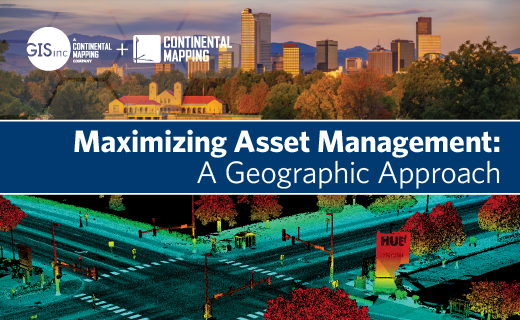 Maximizing Asset Management - A Geographic Approach image