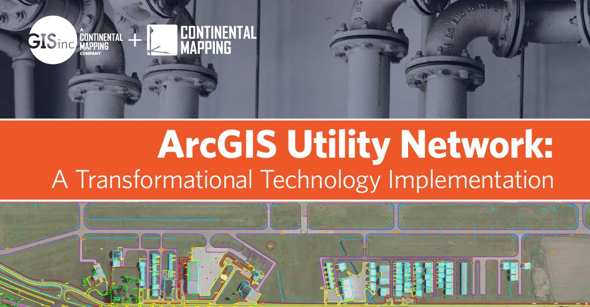 Webinar Q&A: ArcGIS Utility Network - A Transformational Technology Implementation